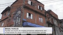 Ten most prosperous favelas in Brazil come together