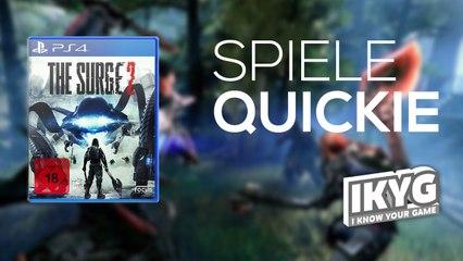 The Surge 2 - Spiele-Quickie