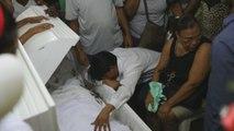 Sepultan a adolescente dominicana, lanovena víctima de feminicidio en noviembre