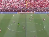 Gabigol'ün Flamengo'ya şampiyonluğu getiren tarihi golü