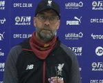"FOOTBALL : Premier League : 13e j - Klopp: ""37 points en 13 matches est exceptionnel"""
