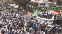 Ciudad boliviana de El Alto intenta pasar la página violenta del país