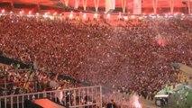 Doblete de Gabigol despierta al Maracaná y pone a celebrar a la hinchada del Flamengo