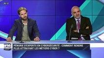 Hors-Série Les Dossiers BFM Business: Cybersécurité, les nouveaux défis - 23/11