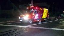 Acidente de trânsito é registrado na Av. Tancredo Neves