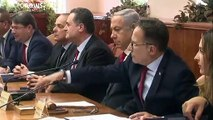 En Israël, la proposition du centriste Benny Gantz pour sortir de l'impasse politique