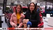 Les voitures font leur show au salon de l'auto Marseille