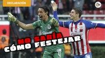 Nunca había hechoun gol, no sabía cómo festejar: Toño Rodríguez   Entrevista