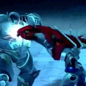 Transformers Prime Season 2 Episode 13 TREKENDESHI Albanian (Shqip)