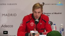 """Coupe Davis 2019 -  Canada is in the final and for the 1st time : """"It's amazing"""""""