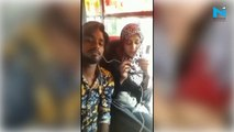 After Sakshi Mishra, another couple from Bareilly seeks police protection, video viral