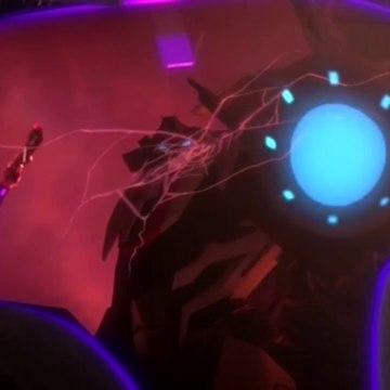 Transformers Prime Season 2 Episode 14 SHPERNDARJA Albanian (Shqip)