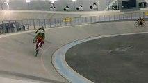 Vélodrome Raymond Poulidor : Le CCP en piste...