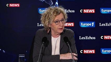 Muriel Pénicaud - Europe 1 & CNews dimanche 24 novembre 2019