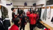 Victoire de nos U12 Elite