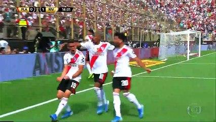 Flamengo 2 x 1 River Plate final Libertadores 2019