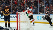 Lindholm wins it for Flames in OT