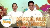 The love story of Desiree and Boom | Magandang Buhay