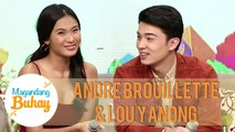 Lou and Andre celebrate their 8th monthsary | Magandang Buhay