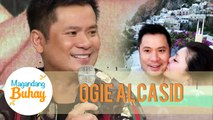 Ogie explains why they spent their honeymoon only after nine years | Magandang Buhay