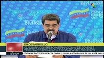 Maduro: Colombia quiere paz, cooperación y entendimiento con Venezuela