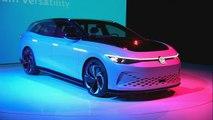 Volkswagen ID.SPACE VIZZION auf der LA Auto Show 2019