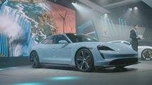 Porsche Taycan 4S und 99X Electric auf der LA Auto Show 2019