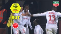 But Axel DISASI (7ème) / FC Metz - Stade de Reims - (1-1) - (FCM-REIMS) / 2019-20