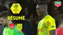 Stade Brestois 29 - FC Nantes (1-1)  - Résumé - (BREST-FCN) / 2019-20