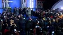Roumanie : le président sortant Klaus Iohannis réélu