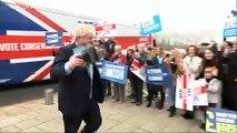 Conservateurs britanniques : un Brexit et des promesses