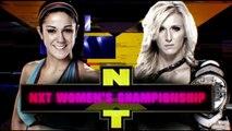 Nxt TakeOver: Bayley vs. Charlotte Flair
