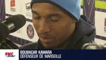 """OM : Kamara """"très heureux"""" pour Radonjic après son premier but à Marseille"""