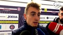 Valentin Rongier après Toulouse 0-2 OM