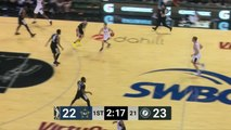 Dedric Lawson (23 points) Highlights vs. Salt Lake City Stars