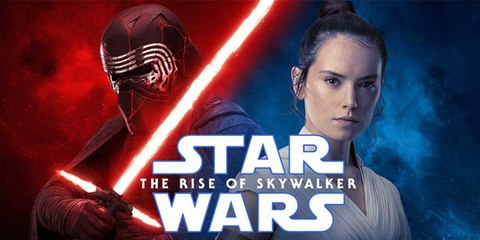 Star Wars: The Rise of Skywalker D23 Expo Special Look