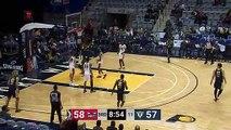 Alize Johnson Posts 36 points & 14 rebounds vs. Windy City Bulls