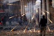 Irak'taki gösterilerde şiddet hız kesmiyor! Ölü sayısı 300'den fazla