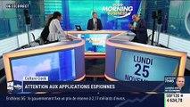 Culture Geek: Attention aux applications espionnes, par Anthony Morel - 25/11