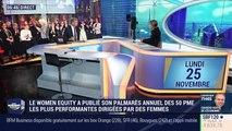 Dunya Bouhacene (Women Equity): Les 50 entreprises récompensées par Women Equity représentent 1,8 milliard d'euros et 8 523 salariés - 25/11