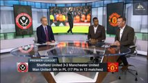 11/24 Craig Burley Manchester United were Horrendous Sheffield United vs Manchester United | ESPN FC