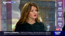 """Marlène Schiappa: """"Nous voulons que, dès la première plainte, ces femmes soient protégées"""""""