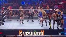 WWE Survivor Series Woman's Elimination Match 2019