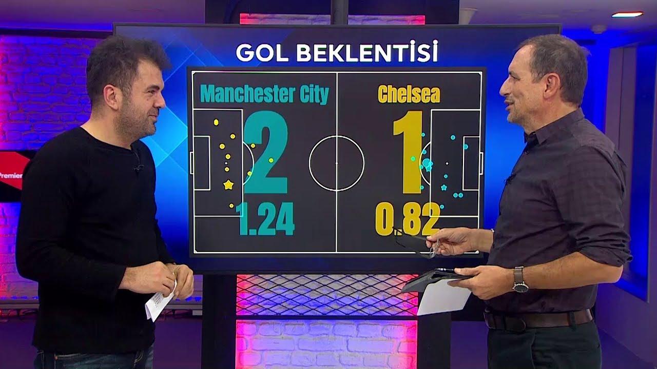 Manchester City - Chelsea Maçının Görüntülü Analizi