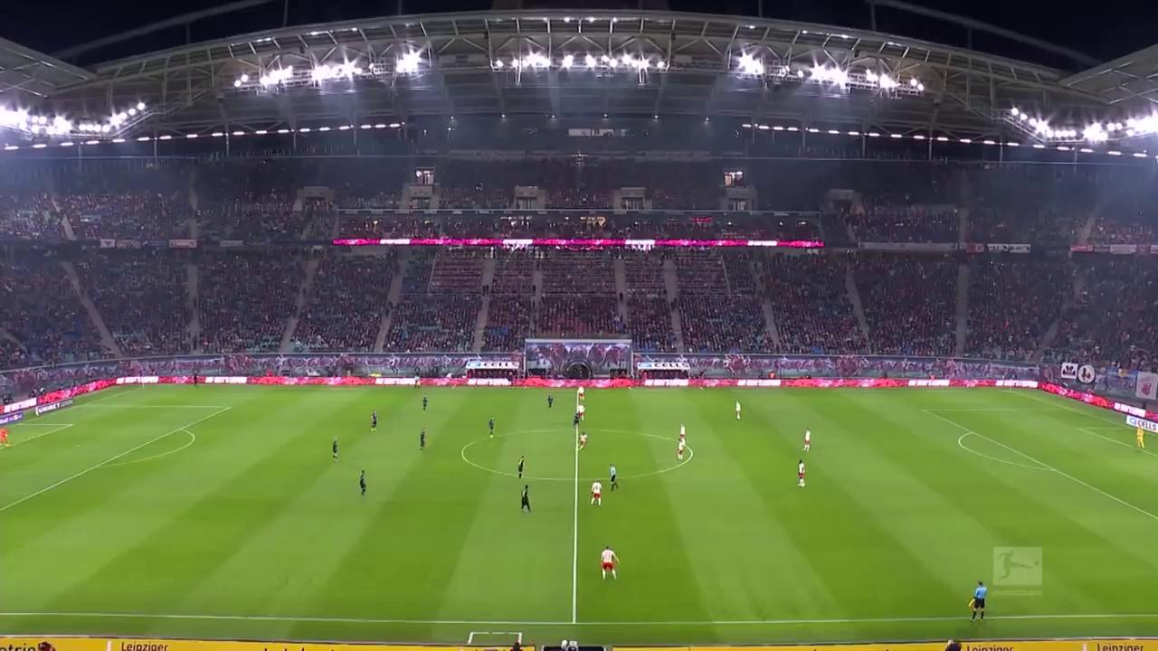 RB Leipzig - Köln (4-1) - Maç Özeti - Bundesliga 2019/20
