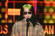 Billie Eilish wins New Artist AMA