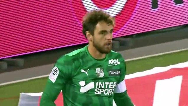 Amiens SC - RC Strasbourg Alsace (0-4) en vidéo.