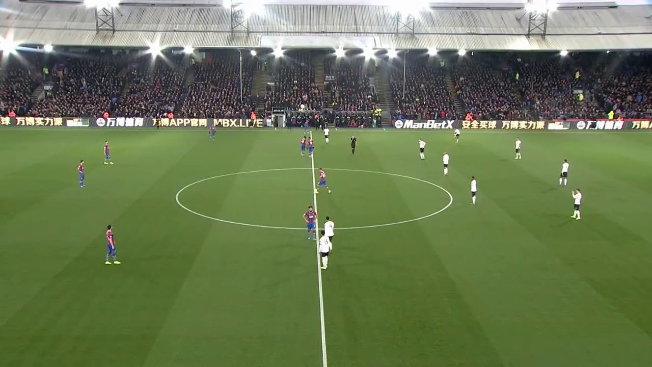 Crystal Palace - Liverpool  (1-2) - Maç Özeti - Premier League 2019/20