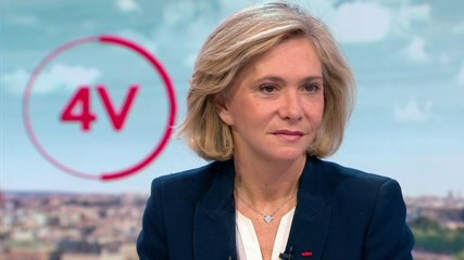 Valérie Pécresse - France 2 lundi 25 novembre 2019