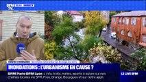 Inondations: l'urbanisme en cause ? - 25/11